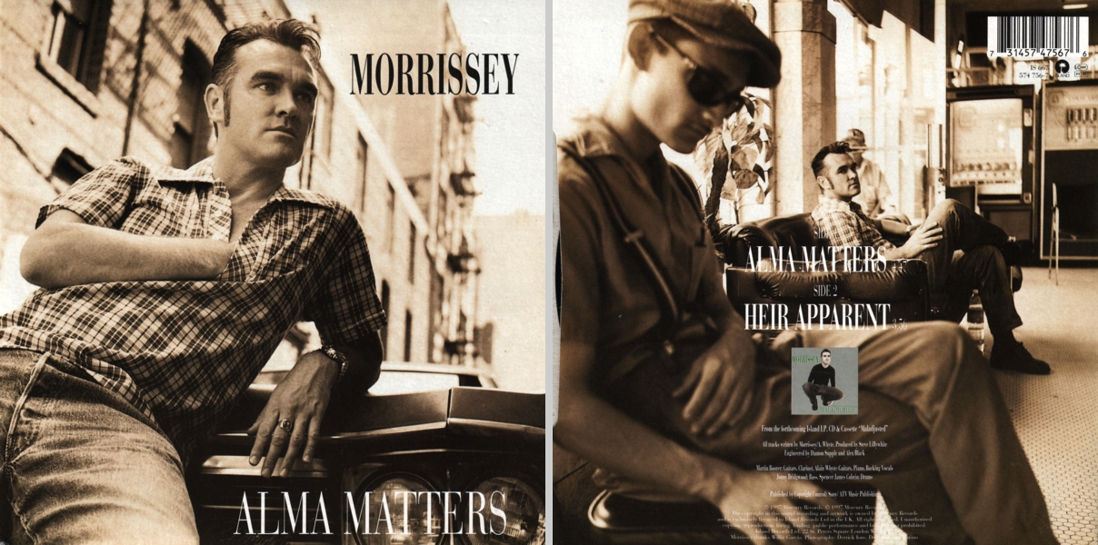 THE DIANA-MORRISSEY PHENOMENON